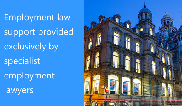 Employment law specialists